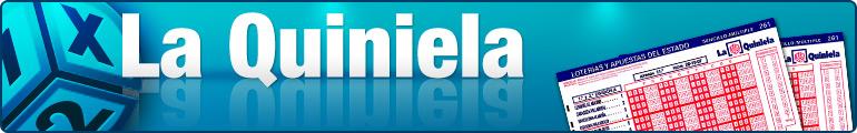 Resultados La Quiniela 31 de marzo del 2013, jornada 41